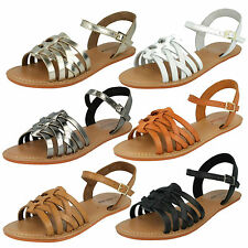 Buckle Ankle Strap Casual Shoes for Women