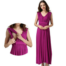 Party Maternity Clothes Breastfeeding Dresses Nursing Dress For Pregnant Women