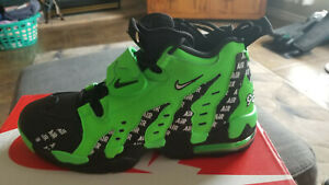 NIKE AIR DT MAX  '96   SOA    SIZE 11.5  RAGE GREEN & BLACK NEW WITH BOX