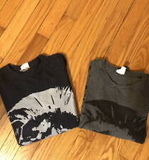 Diesel Only the Brave Boys Long Sleeve T-Shirt Top Size 12 Lot of 2