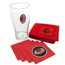 AC Milan FC Wordmark Mini Bar Set-Più recente BEER GLASS SET