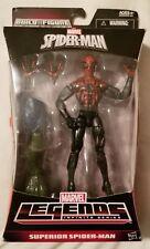 marvel legends superior spiderman Baf Green Goblin