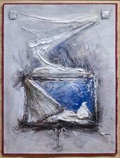 Igor Medvedev ODALISK III Original Painting (out of frame)