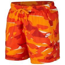 Mens Nike Woven Camo Shorts  Size Large  AR2922-833