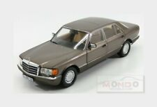 Mercedes Benz S-Class 560Sel (W126) 1991 Impala Brown Met NOREV 1:18 B66040646