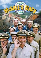 MCHALE'S NAVY SEASON 4 New Sealed 5 DVD 30 Episodes