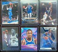 RJ Barrett ROOKIE Cards Panini Chronicles | Mosiac | C Kings 6 Card Lot NEW