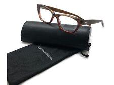 Barton Perreira Rectangle Brown Crystal 47mm eyeglasses frame