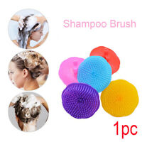 utile outil de massage massage crânien comb shampooing brosse laver les cheveux