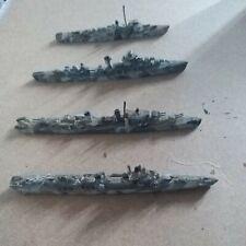 Us Navy Ww2 Destroyer squadron 1 Fletcher 1 Somers 1 Gearing 1 De Buckley