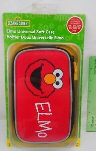 Sesame Street Elmo Universal Soft Case Nintendo DS Lite DSI XL 3DS New in Pack