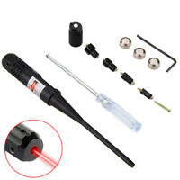 Láser de punto rojo Bore Sighter Kit boresighter para calibre .22 a .50 Alcance