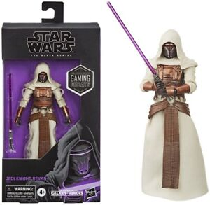 "Star Wars The Black Series Jedi Knight Revan Gaming Greats 6"" Inch Action Figure"