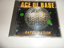 Cd   Ace Of Base  ‎– Happy Nation