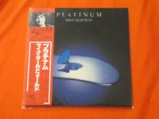 Mike Oldfield [Ltd.Papersleeve] Platinum Neu! Japan Mini LP CD