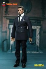 """1:6 Super Duck Male Suit Outfit w/ stripes for 12"""" Action Figures (Gi Joe Size!)"""