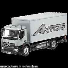 Mercedes Benz Actros 2-achsig Euro Gray 1:50 NEW
