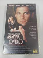 Omicidio Per Contratto Cybill Shepherd Ken Olin VHS Nastro Castellano New Nuovo