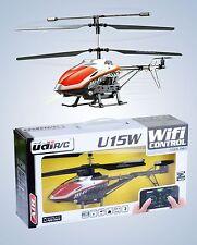 RC U15W Koaxial Hubschrauber WiFi iPhone - iPad gesteuert Helikopter Helicopter