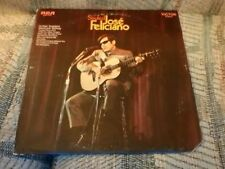 Jose Feliciano Souled '68 (G) Johnny Mathis Tender Is The Night '64 (F No Cover)