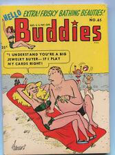 Hello Buddies #65 VF Maria English Extra! Frisky! Bathing Beauties!  CBX2B
