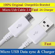 1.5M Long Micro USB Data Charger Cable Lead for Samsung Galaxy S3 S4 S5 S6 Tab 4