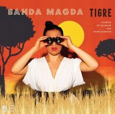 Banda Magda ‎– Tigre: Stories Of Courage And Fearlessness - CD NEW SEALED