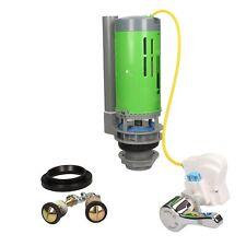 Croydex Dual Toilet Flush Valve Lever Syphon Kit Handle Cistern Replacement