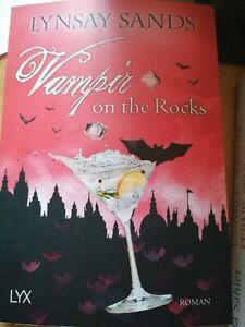 Lynsay Sands: Vampir on the Rocks; der neueste.. neuw.