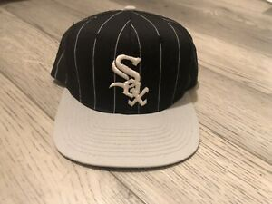 Vintage Chicago White Sox Starter Snapback Hat