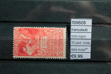 TIMBRES ROYAUME 10 CENT UNITÉ' NEUF MNH (F99608)