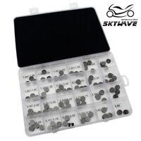 47pcs Valve Shim Kit 9.48mm For DRZ400SM RMZ450 Hayabusa GSX1300R V-Strom 1000