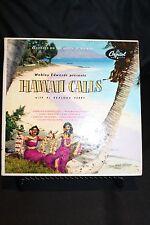 Capitol Records Webley Edwards Presents HAWAII CALLS with Al Kealoha Perry EP