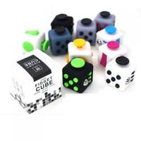 Dice Magic FIDGET CUBE Desk Toy Stress Anxiety Relief Focus Adult Kid Autism