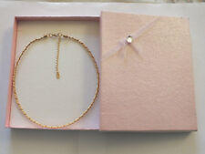 New Free Postage and Packaging. Choker Necklace in Gift Box £29.99