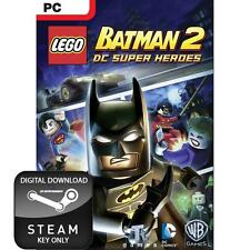 LEGO BATMAN 2 DC SUPER HEROES PC STEAM KEY