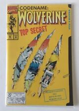 Wolverine #50 (1992) Marvel Comics - Die-Cut Cover - High Grade!