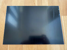 Perspex 2mm Gloss Black Plastic Sheets Extruded Acrylic A3, A4, A5, A6 (DAMAGED)