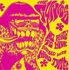 "CYNICS No Place to Hide / Hard Times 7"" PURPLE fuzztones psych garage dead moon"