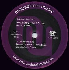 "MET & ZONDER / LOST SOUL Now I Know / Secret Of Mine vinyl 7"" Dutch psych soul"