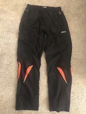 Men's Size Medium Asics Black Running Pants. JL9