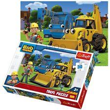 Trefl 30 pezzi bambini Bob the Builder PALETTA Lofty Mattoncini costruzione