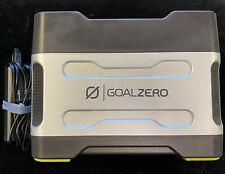 Goal Zero Yeti 400 Portable Charger Power Station Solar Ready Generator