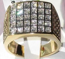 Crystal Rings for Men