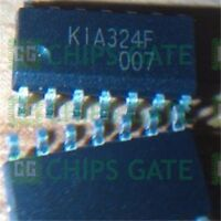 30PCS KIA324F Encapsulation:SOP14,Quad Operational Amplifier