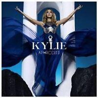 """KYLIE MINOGUE """"APHRODITE"""" CD 12 TRACKS NEU"""