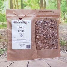 Oak Bark Tea ( Quercus Cortex ) 100g - Health Embassy 100% Natural