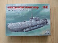 ICM U-Boot Type XXVIIB Seehund 1:72 OVP Neuwertig
