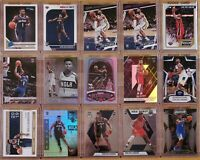 Zion Williamson Rookie Card Lot of 15 - No Duplicates