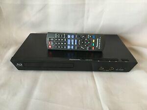 Panasonic DMP-BD79 Network Blu-ray & DVD player with Remote - (r715)
